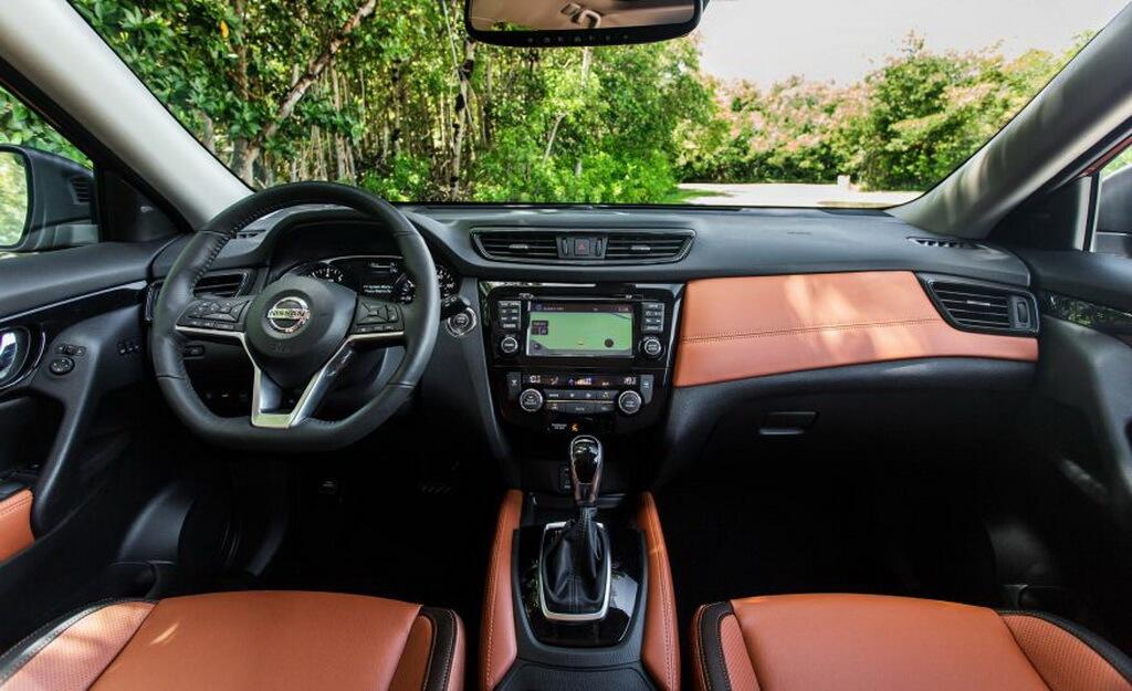 Фотография экоавто Nissan Rogue Hybrid - фото 29