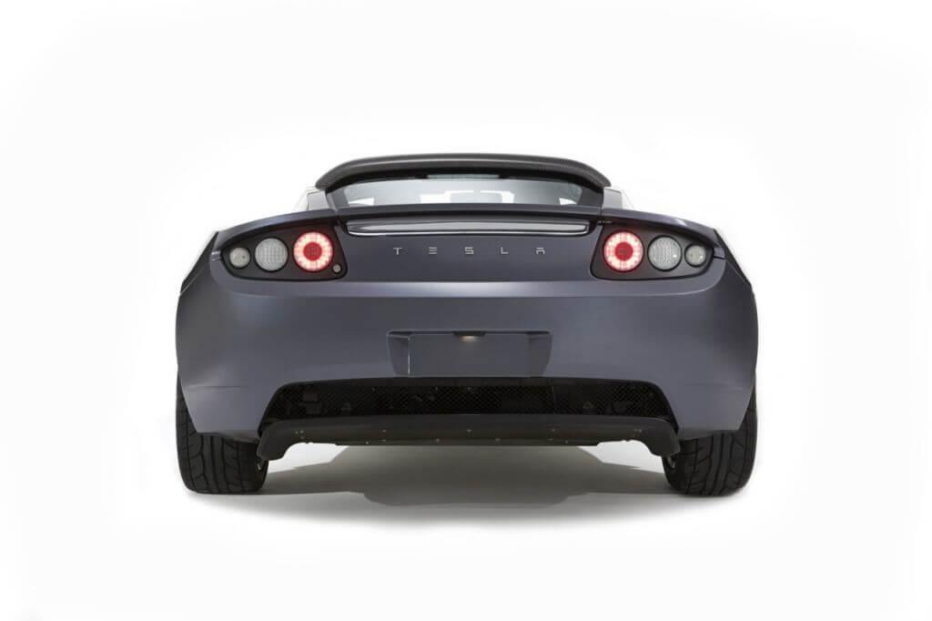 Фотография экоавто Tesla Roadster 2.5 2012 - фото 5
