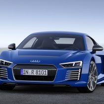 Фотография экоавто Audi R8 e-tron