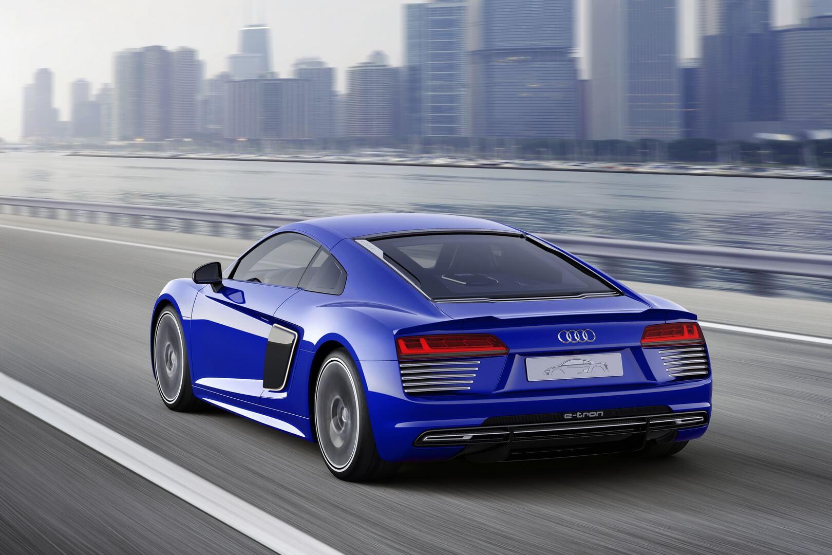 Фотография экоавто Audi R8 e-tron - фото 6