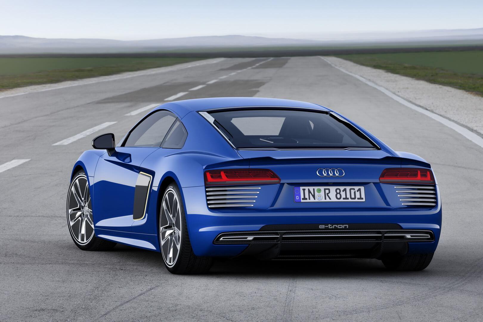 Фотография экоавто Audi R8 e-tron - фото 14