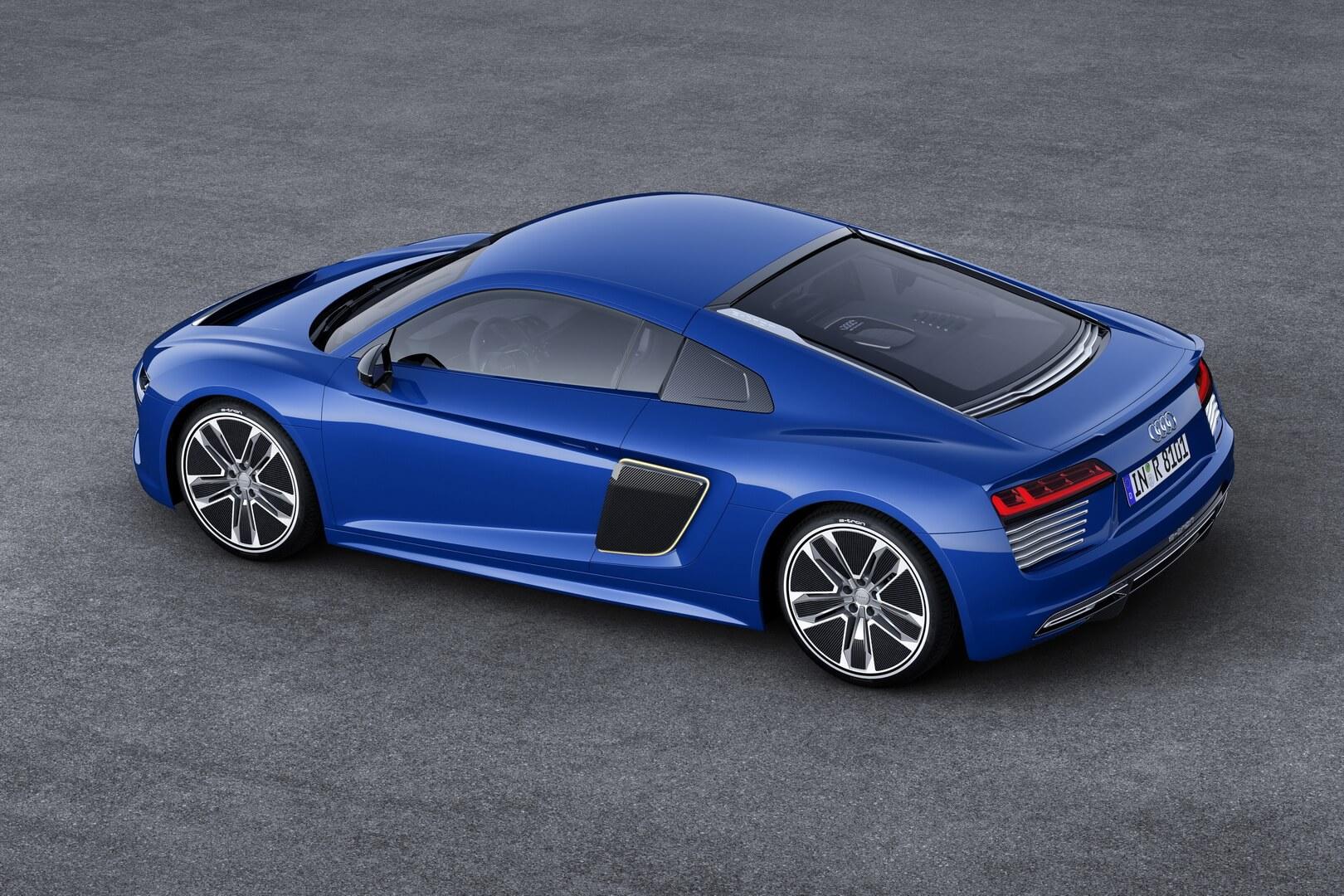Фотография экоавто Audi R8 e-tron - фото 16