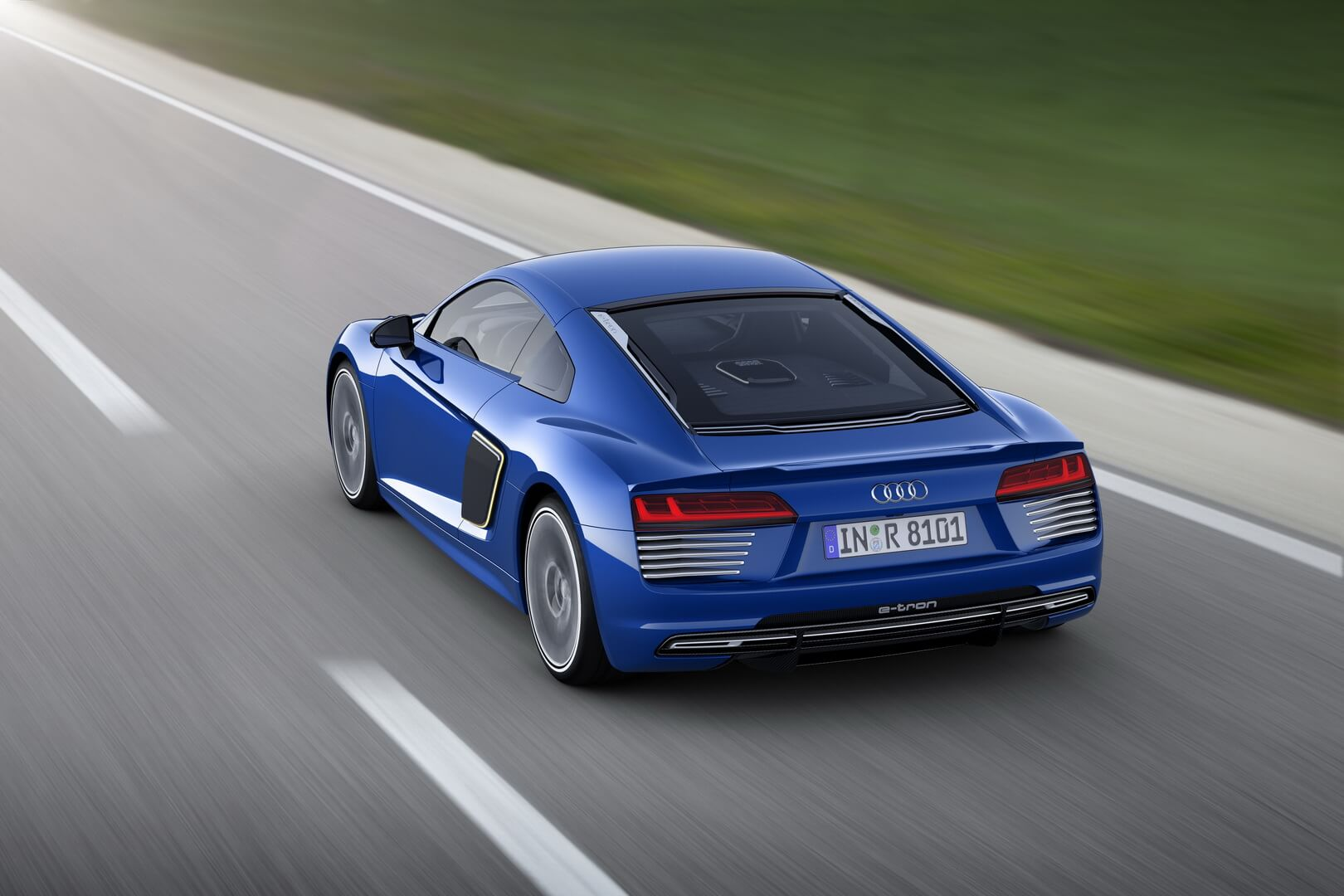 Фотография экоавто Audi R8 e-tron - фото 22