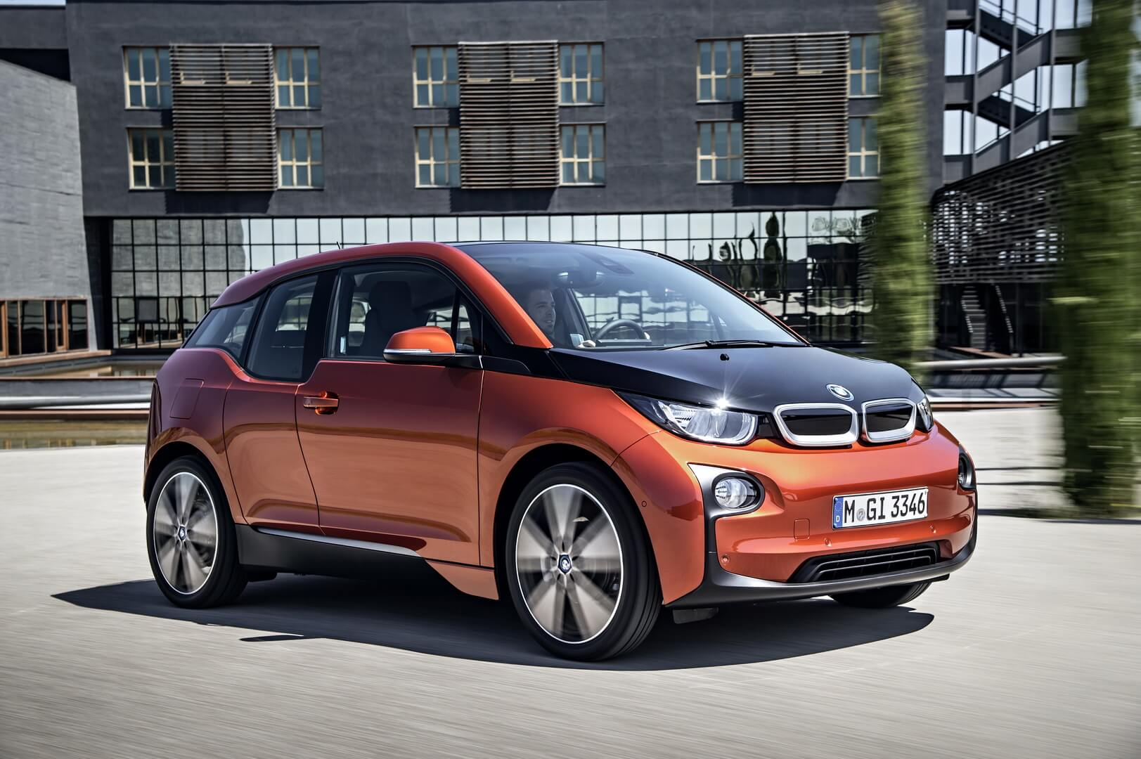 Фотография экоавто BMW i3 (22 кВт•ч) - фото 44