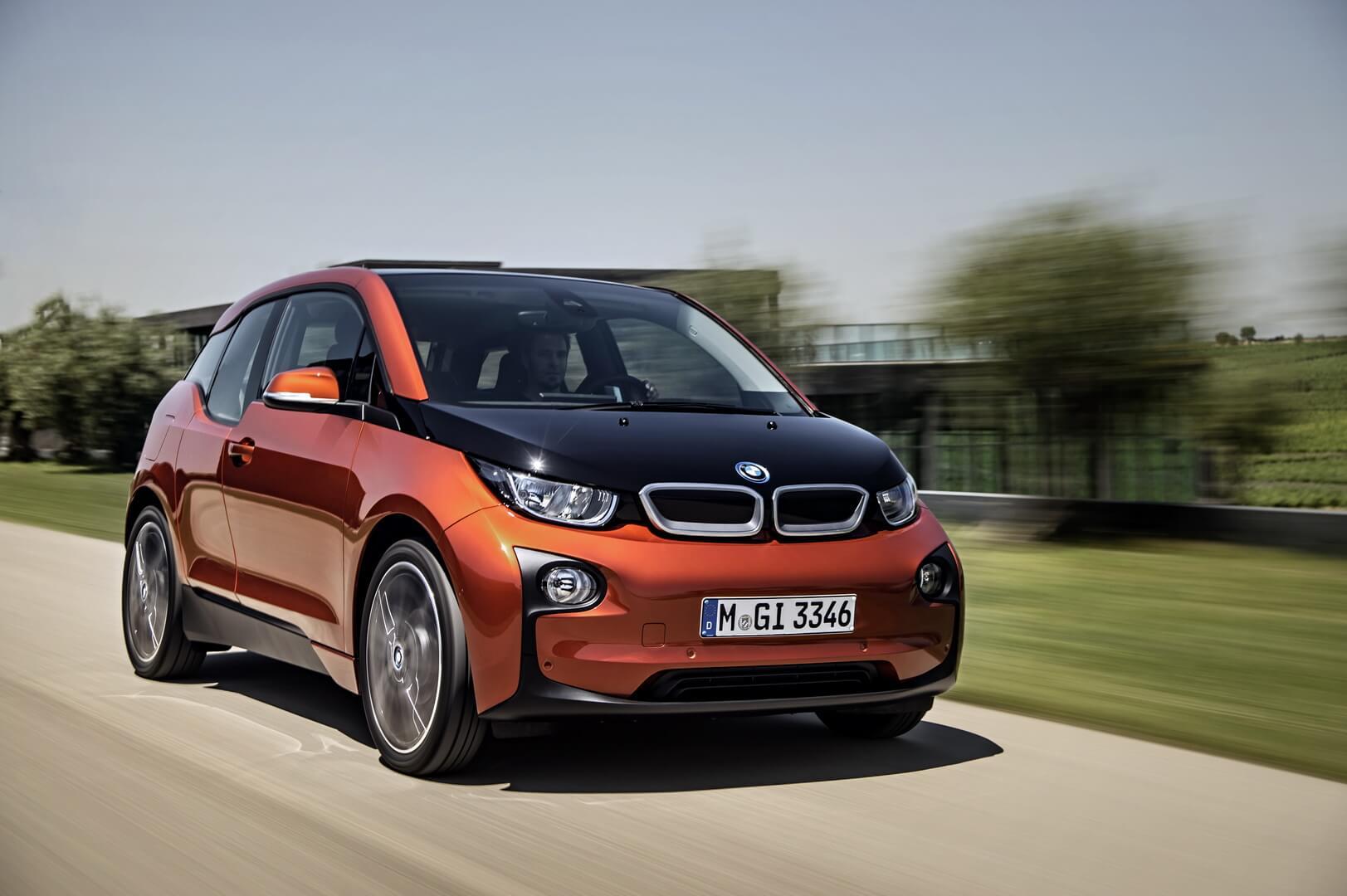 Фотография экоавто BMW i3 (22 кВт•ч) - фото 41
