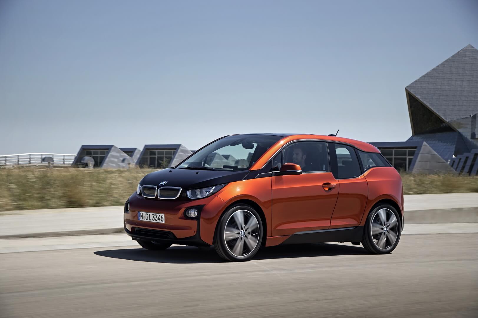 Фотография экоавто BMW i3 (22 кВт•ч) - фото 39