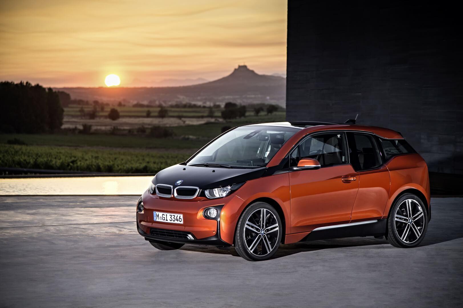 Фотография экоавто BMW i3 (22 кВт•ч) - фото 33