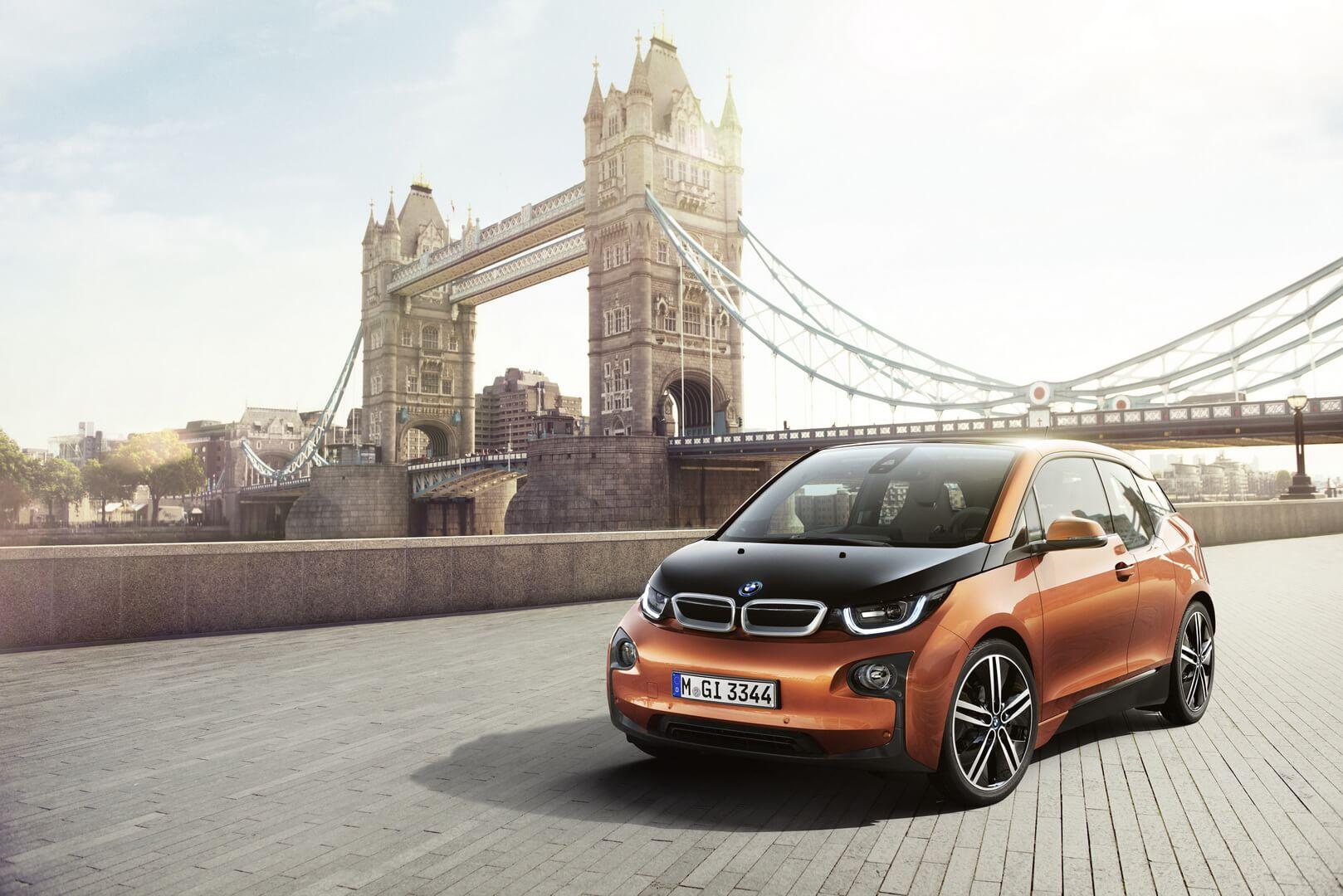 Фотография экоавто BMW i3 (22 кВт•ч) - фото 32