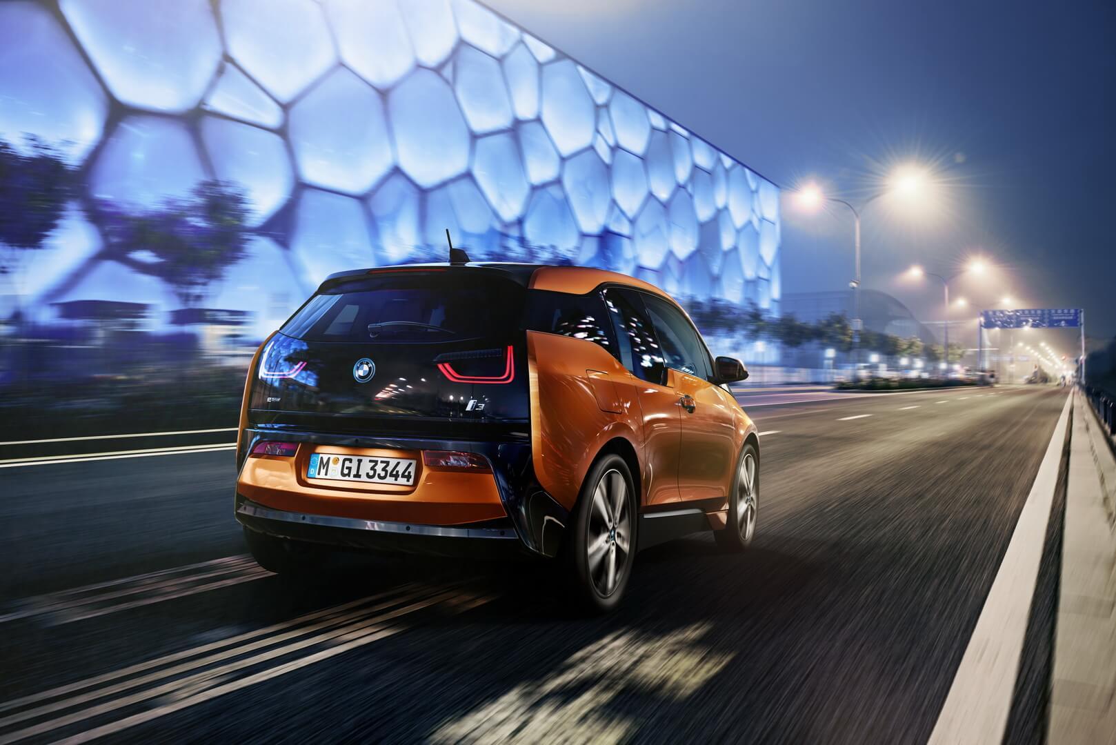 Фотография экоавто BMW i3 (22 кВт•ч) - фото 30