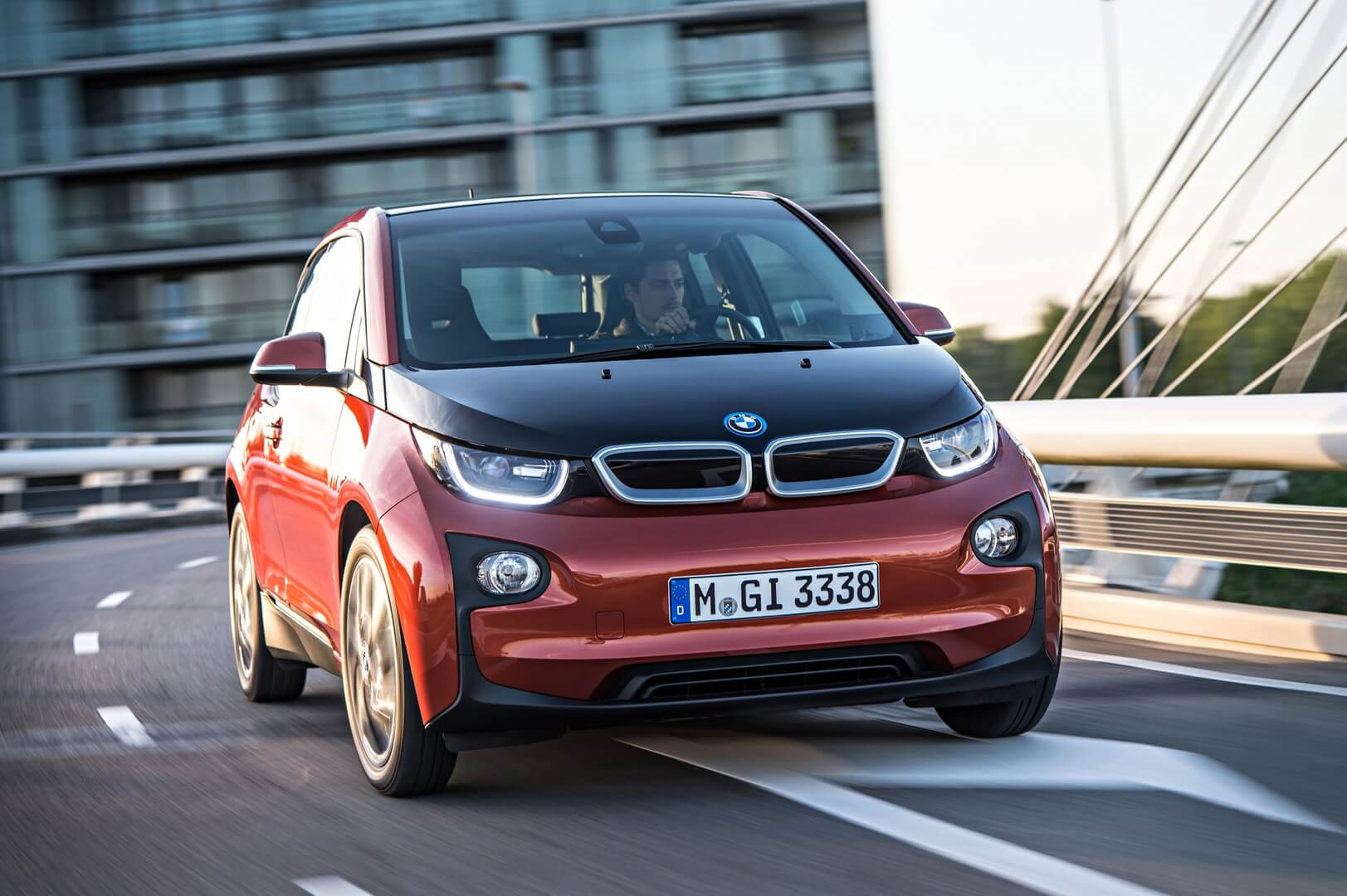 Фотография экоавто BMW i3 (22 кВт•ч) - фото 29