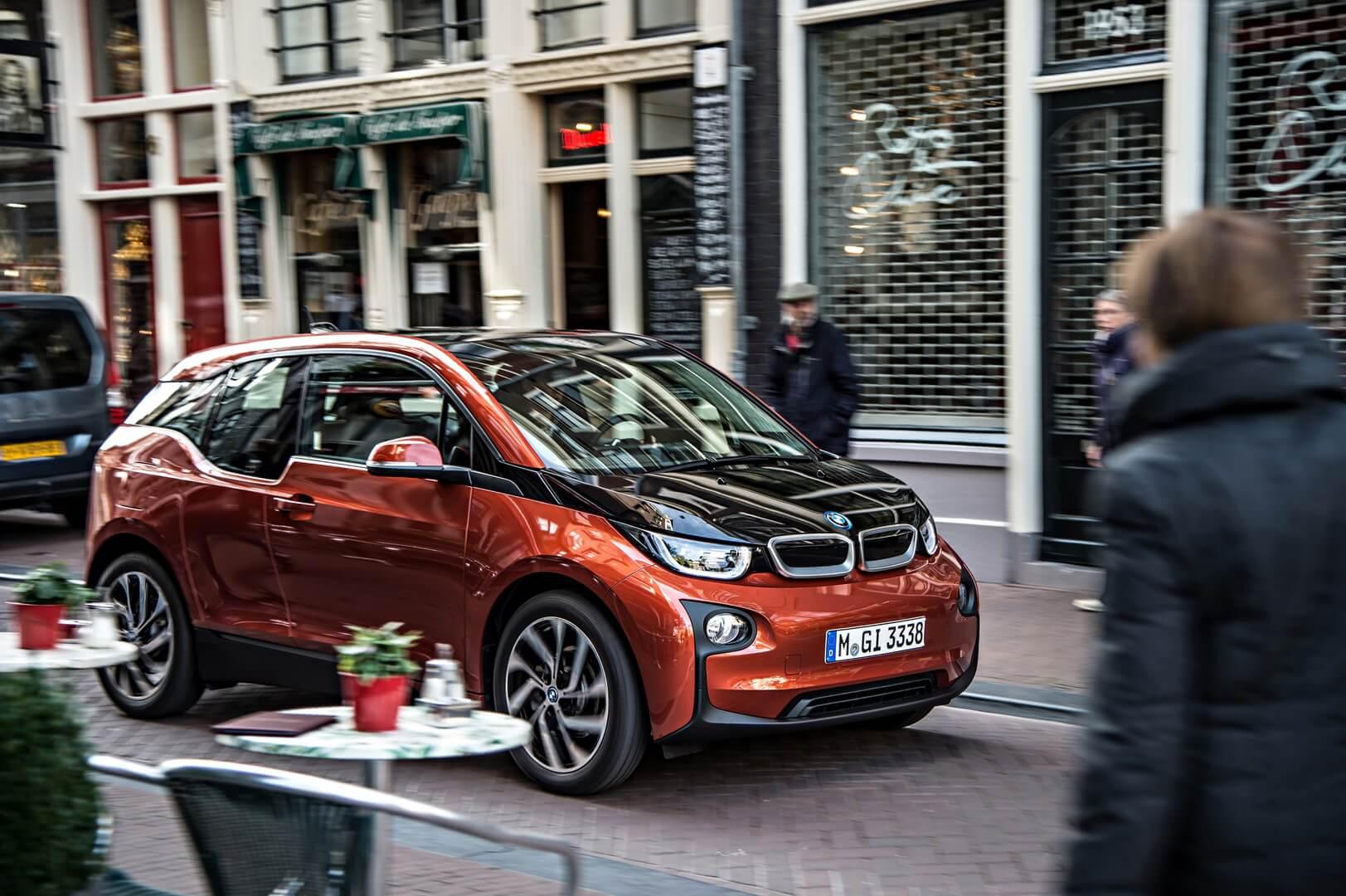 Фотография экоавто BMW i3 (22 кВт•ч) - фото 5