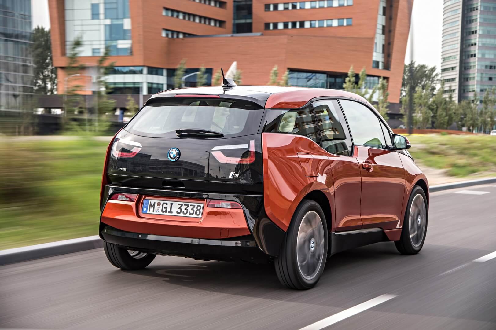Фотография экоавто BMW i3 (22 кВт•ч) - фото 4
