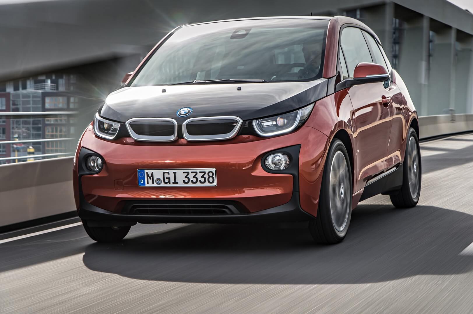 Фотография экоавто BMW i3 (22 кВт•ч)