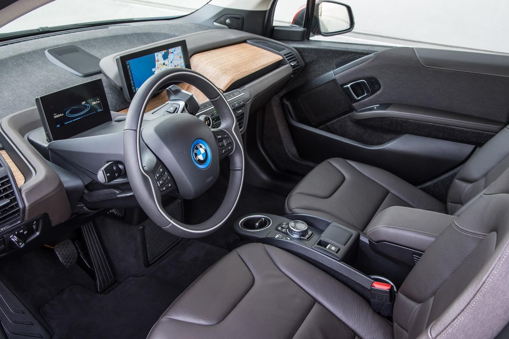 Фотография экоавто BMW i3 (22 кВт•ч) - фото 56