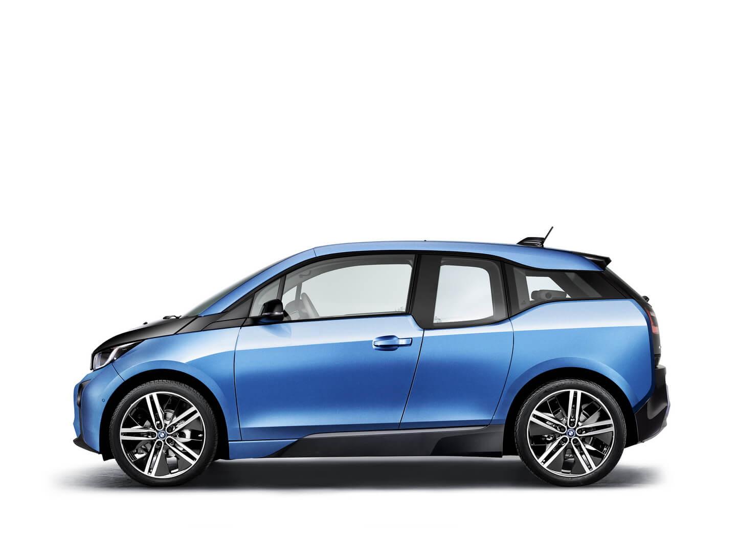 Фотография экоавто BMW i3 (33 кВт•ч) - фото 5
