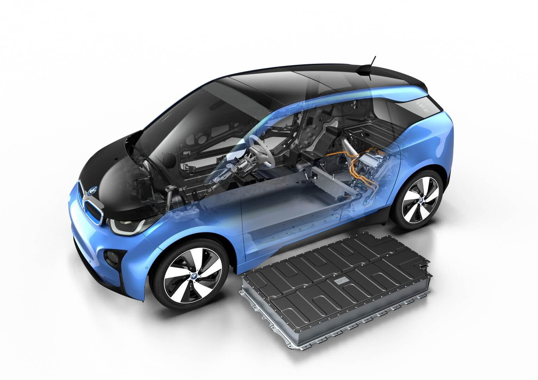 Фотография экоавто BMW i3 (33 кВт•ч) - фото 7