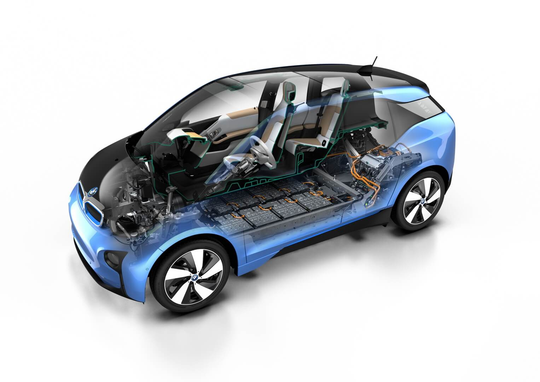 Фотография экоавто BMW i3 (33 кВт•ч) - фото 10