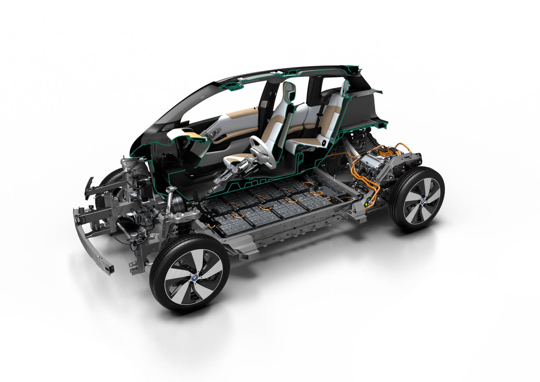 Фотография экоавто BMW i3 (33 кВт•ч) - фото 12