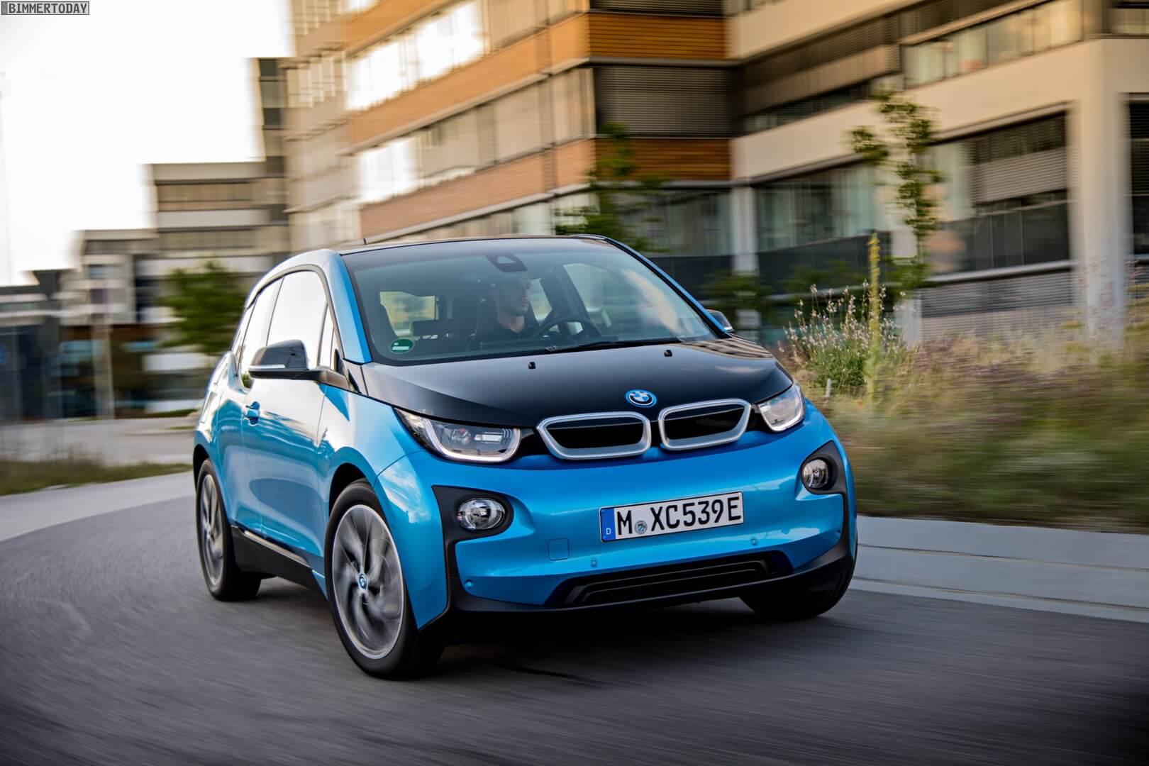 Фотография экоавто BMW i3 (33 кВт•ч) - фото 15