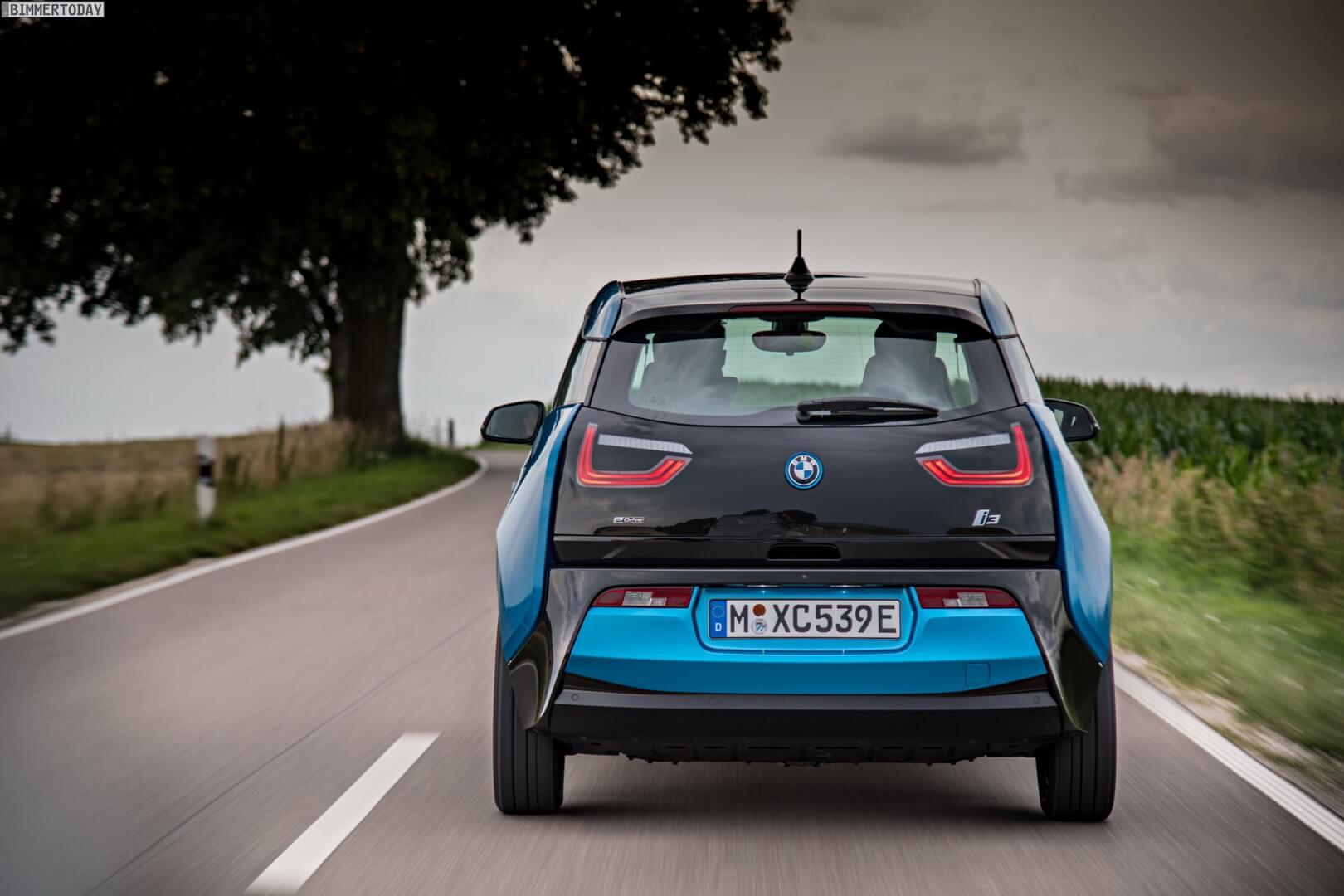 Фотография экоавто BMW i3 (33 кВт•ч) - фото 19
