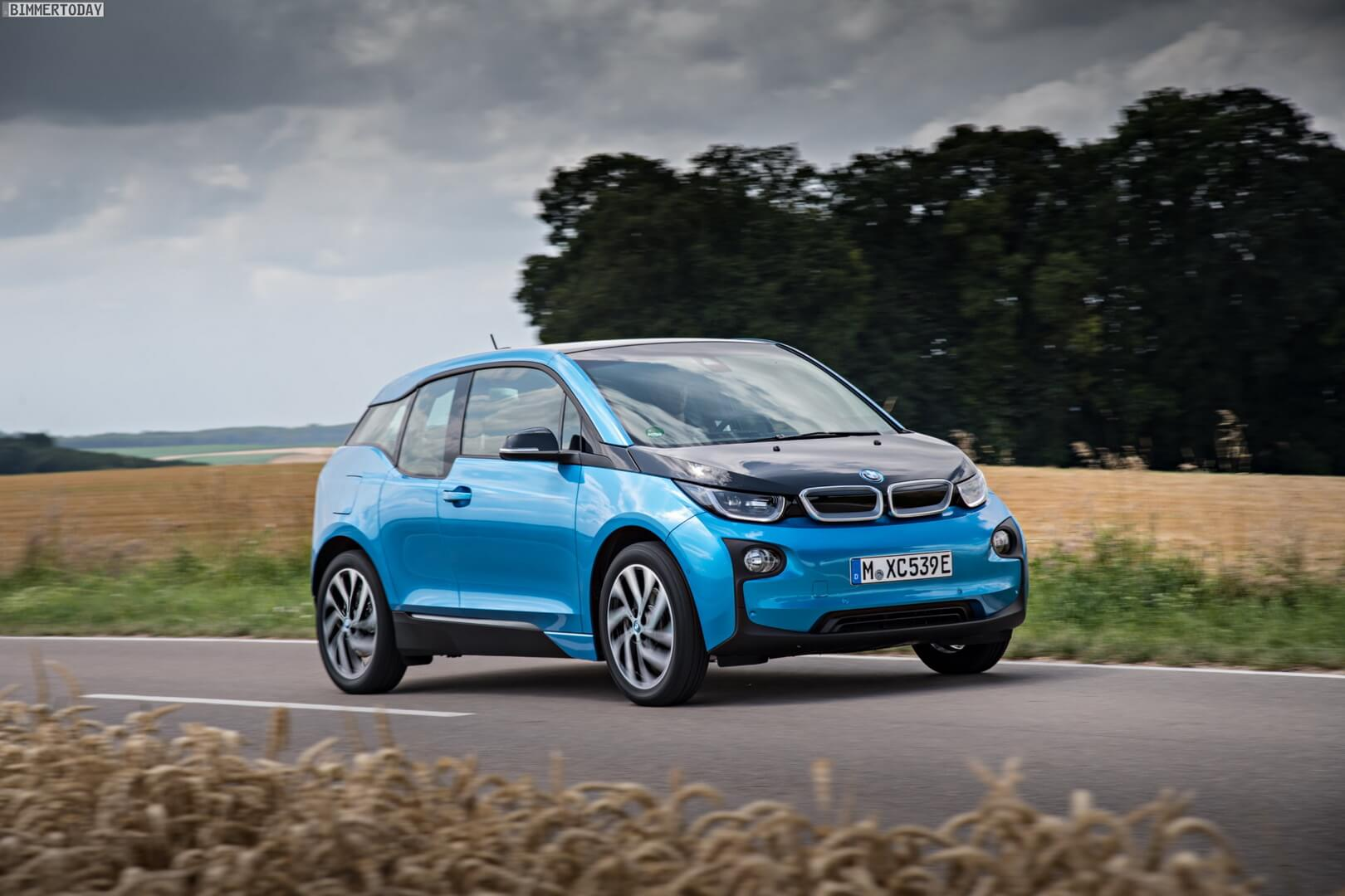 Фотография экоавто BMW i3 (33 кВт•ч) - фото 23