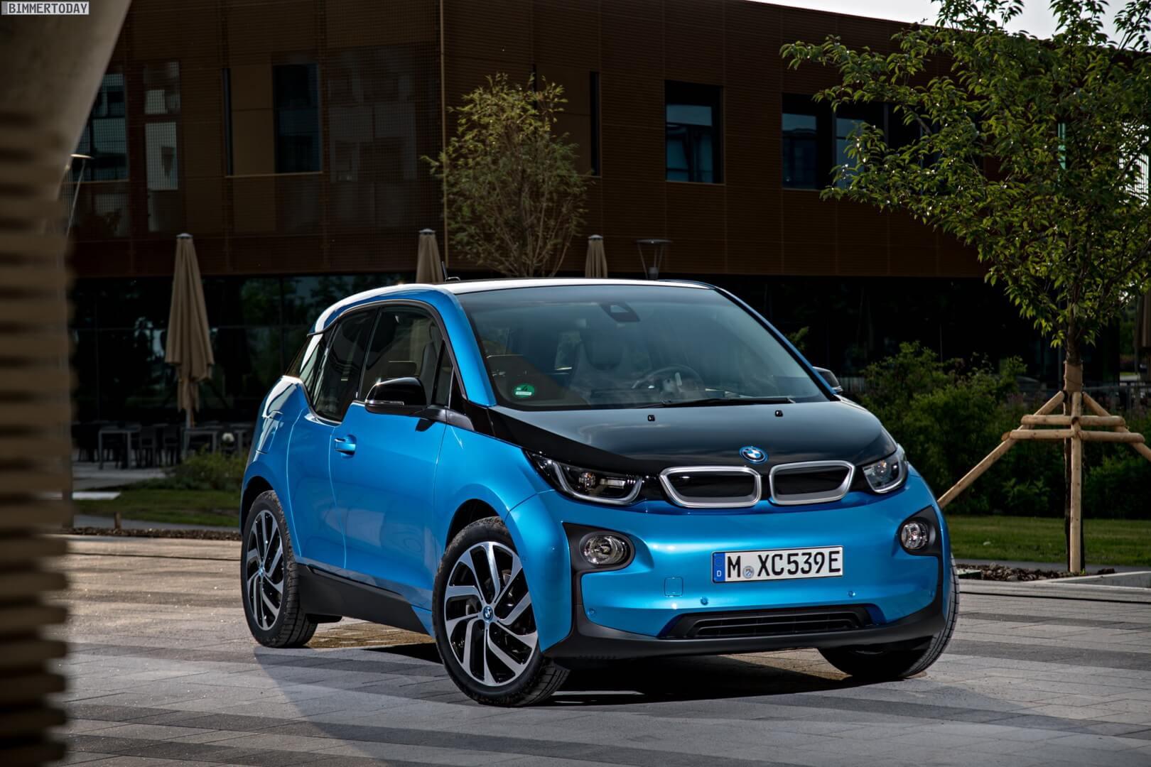 Фотография экоавто BMW i3 (33 кВт•ч) - фото 33