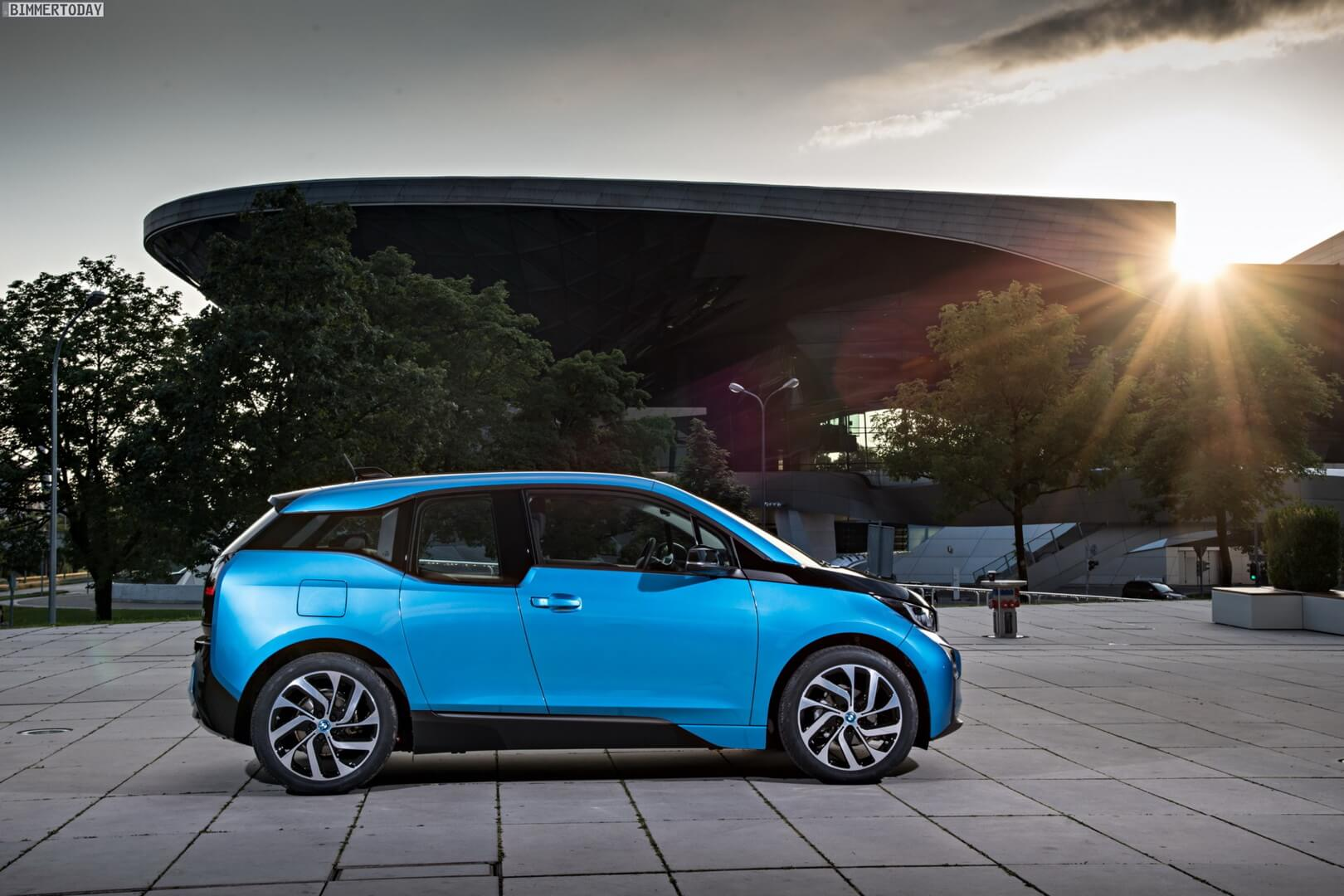 Фотография экоавто BMW i3 (33 кВт•ч) - фото 34