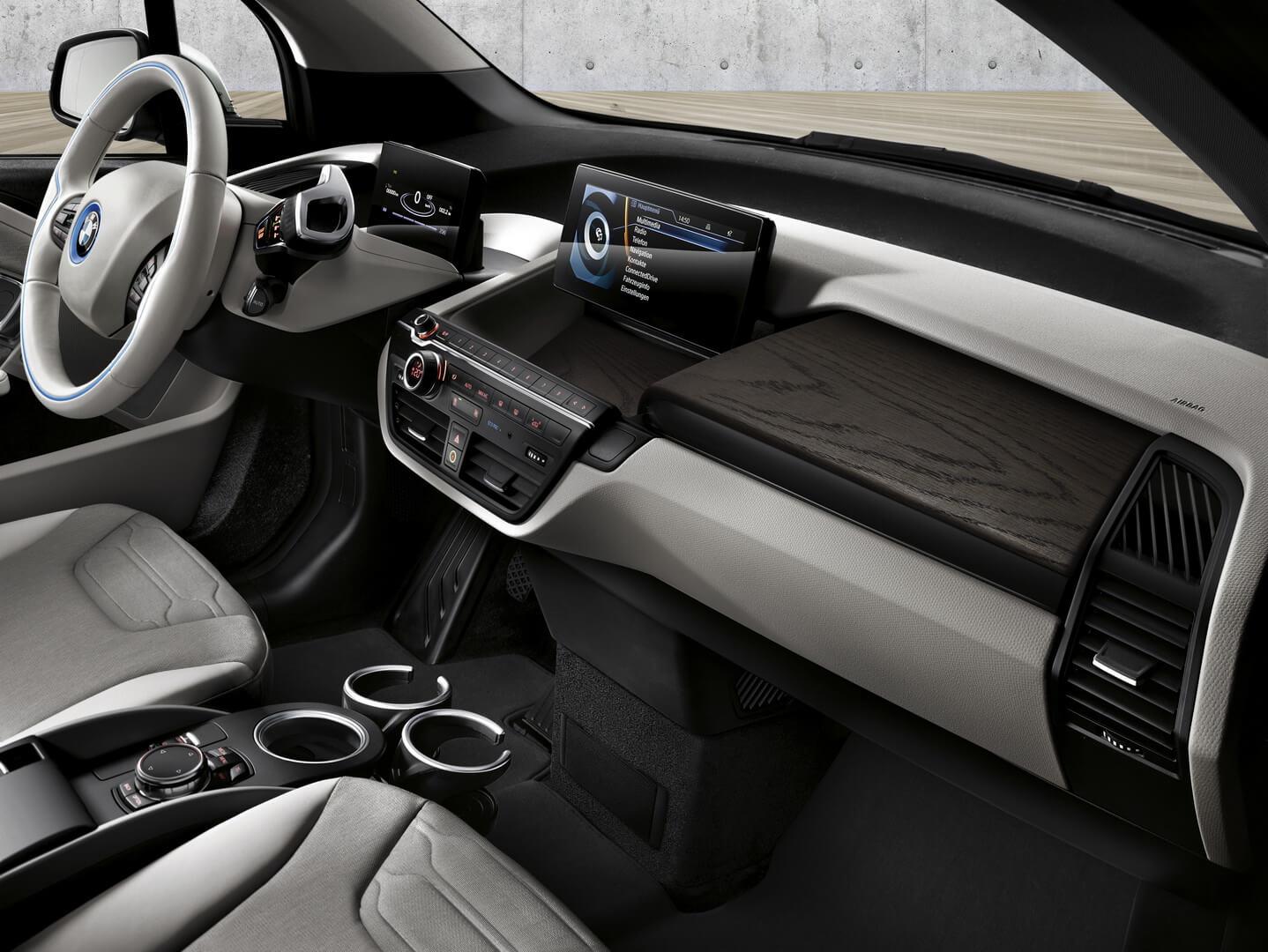 Фотография экоавто BMW i3 (33 кВт•ч) - фото 37