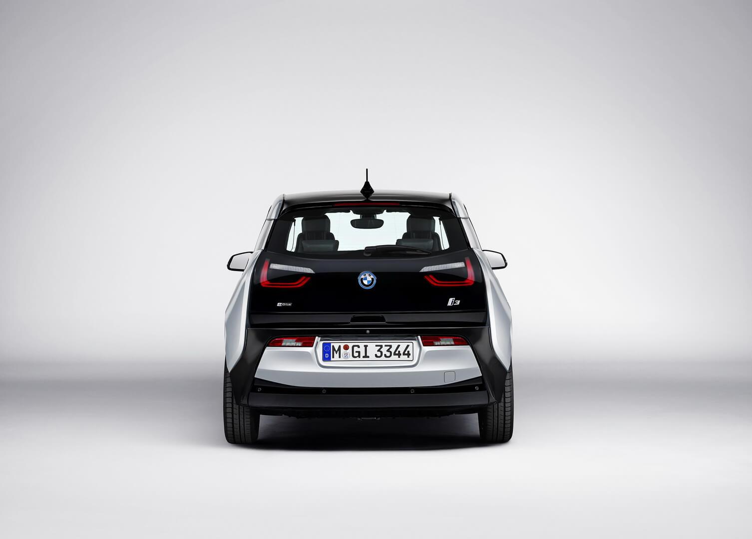 Фотография экоавто BMW i3 Range Extender (22 кВт•ч) - фото 9