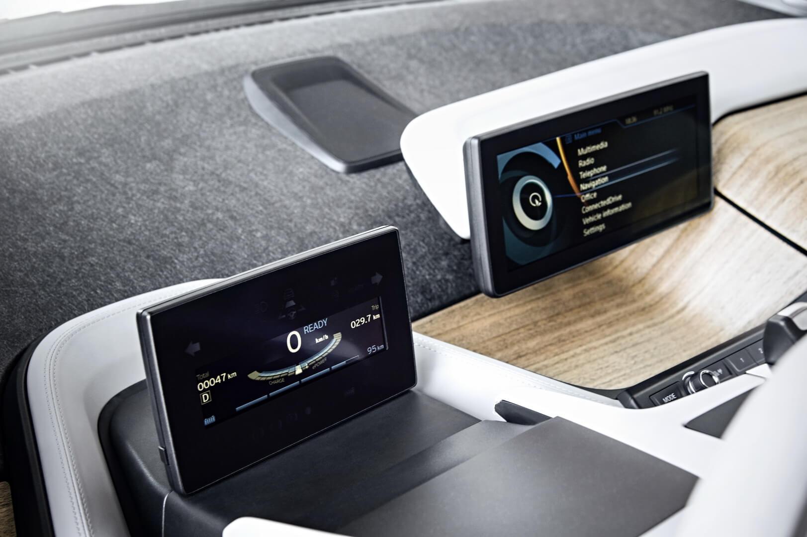 Фотография экоавто BMW i3 Range Extender (22 кВт•ч) - фото 21