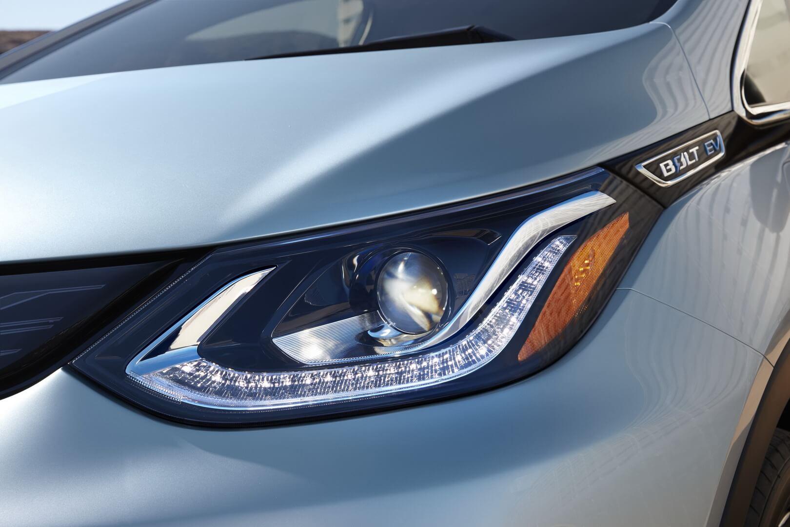 Фотография экоавто Chevrolet Bolt EV - фото 2