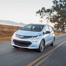 Фотография экоавто Chevrolet Bolt EV - фото 5