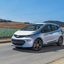 Фотография экоавто Chevrolet Bolt EV - фото 10