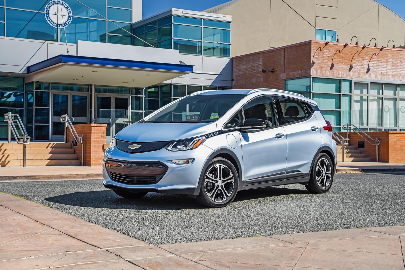 Фотография экоавто Chevrolet Bolt EV - фото 11