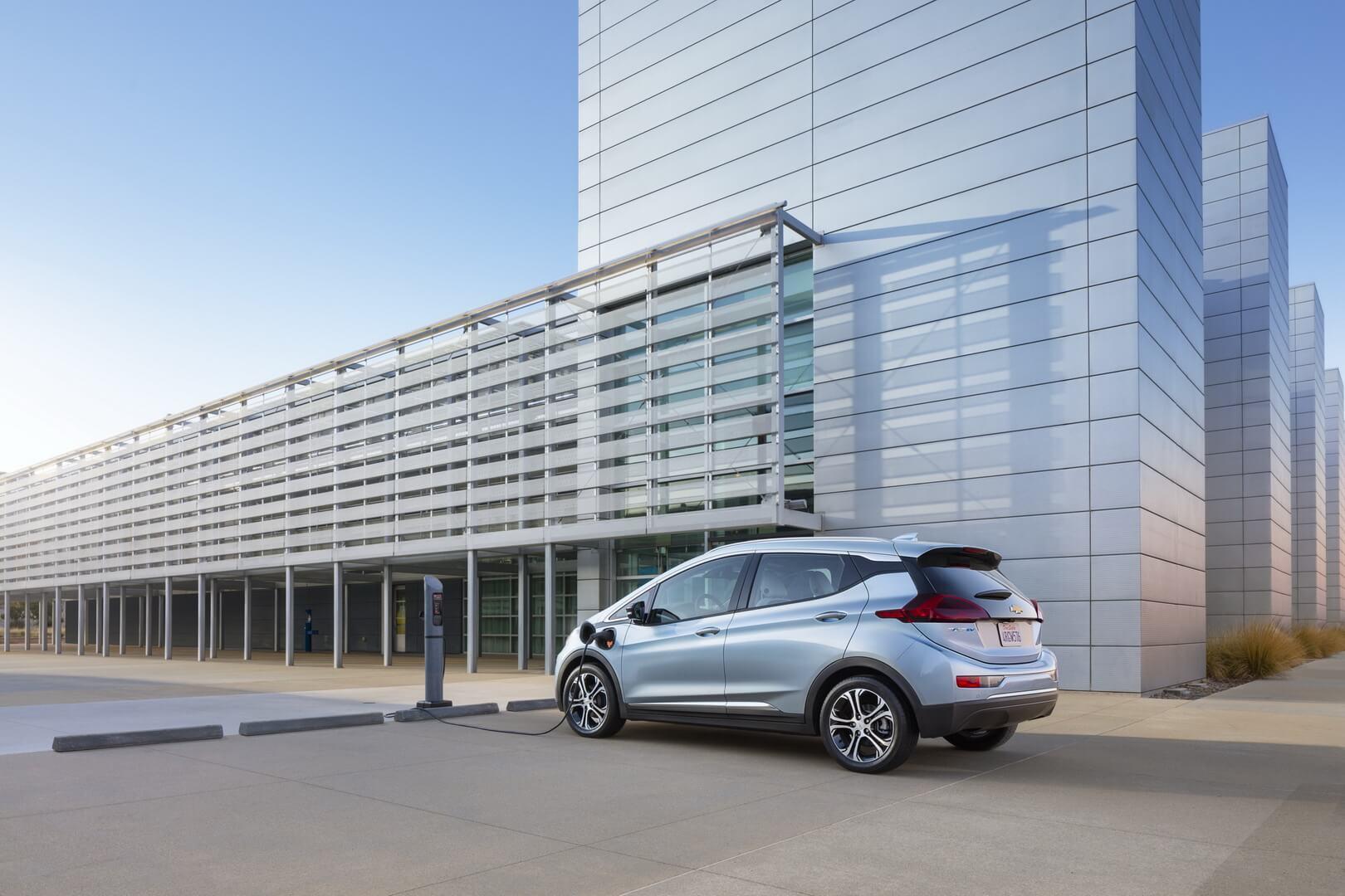 Фотография экоавто Chevrolet Bolt EV - фото 16
