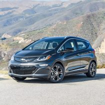 Фотография экоавто Chevrolet Bolt EV - фото 21