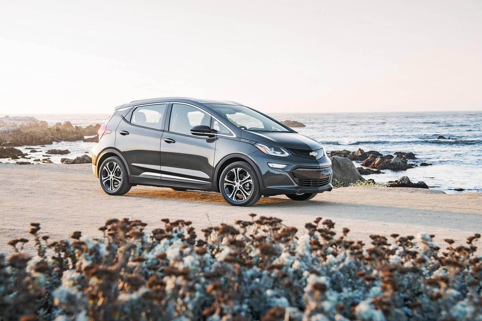 Фотография экоавто Chevrolet Bolt EV - фото 24
