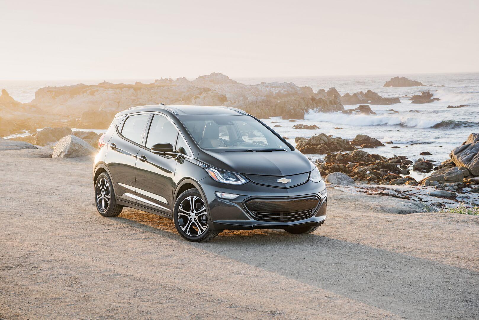 Фотография экоавто Chevrolet Bolt EV - фото 25
