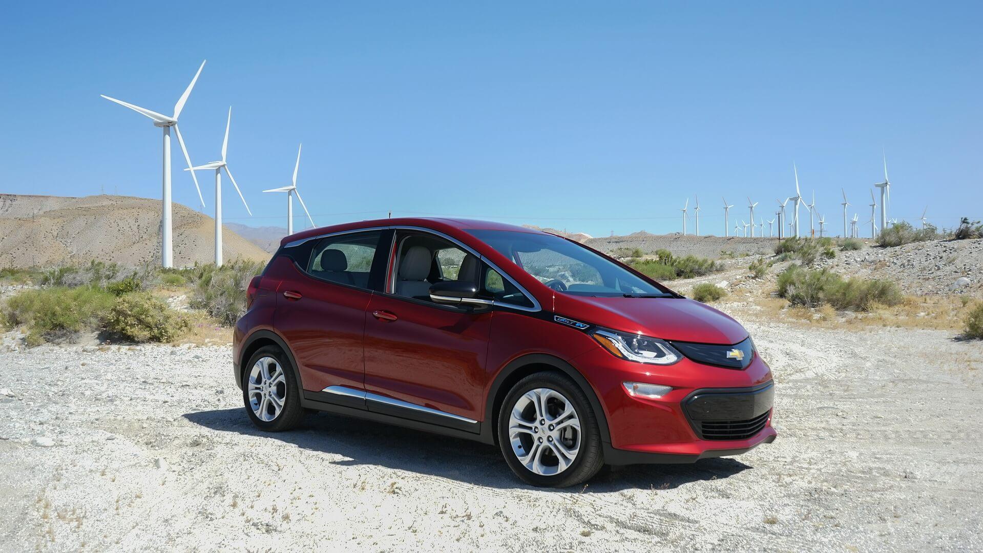 Фотография экоавто Chevrolet Bolt EV - фото 30