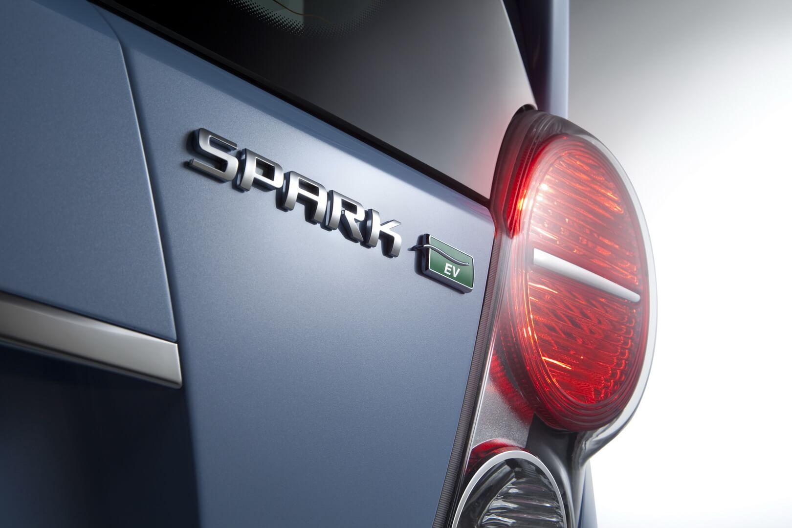 Фотография экоавто Chevrolet Spark EV - фото 4