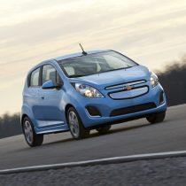 Фотография экоавто Chevrolet Spark EV - фото 5