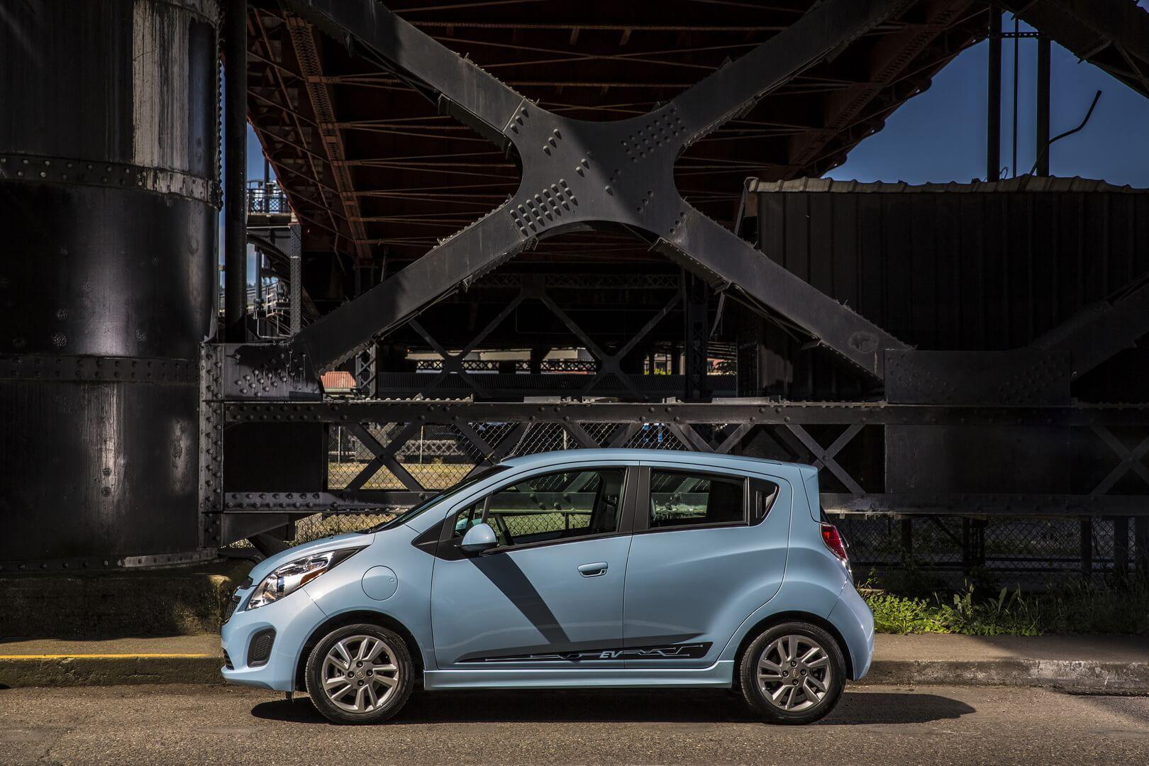 Фотография экоавто Chevrolet Spark EV - фото 7