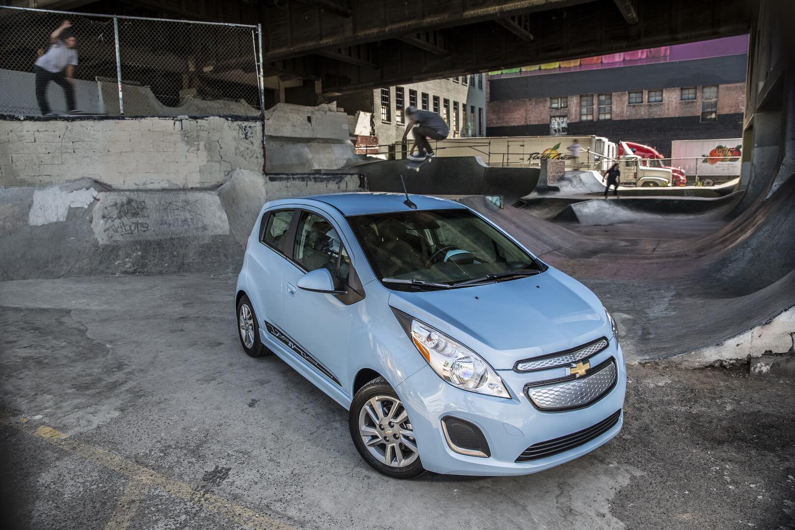 Фотография экоавто Chevrolet Spark EV - фото 12