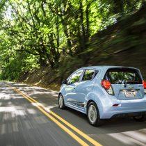 Фотография экоавто Chevrolet Spark EV - фото 14