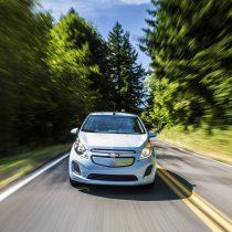 Фотография экоавто Chevrolet Spark EV - фото 15