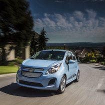 Фотография экоавто Chevrolet Spark EV - фото 17