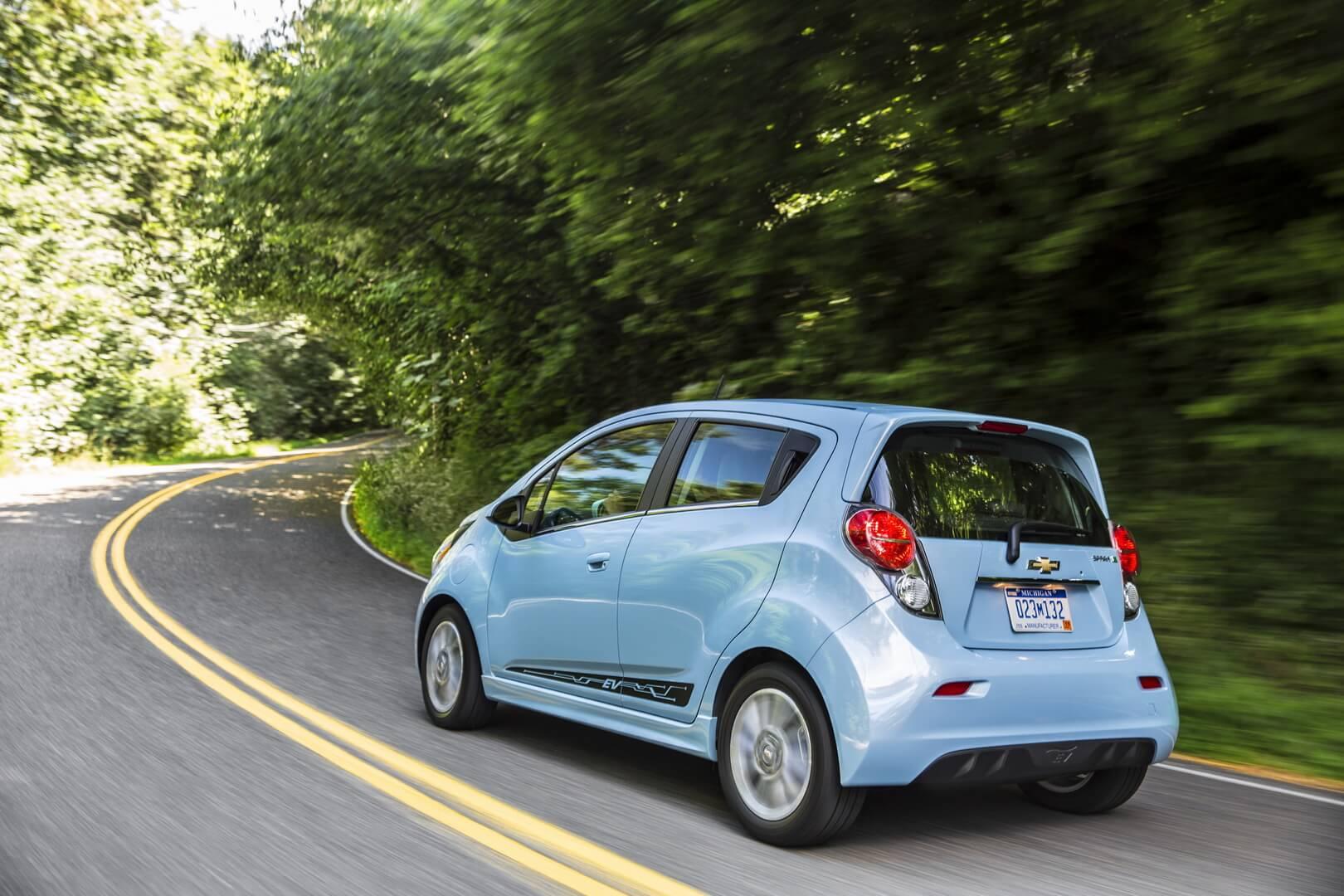 Фотография экоавто Chevrolet Spark EV - фото 21