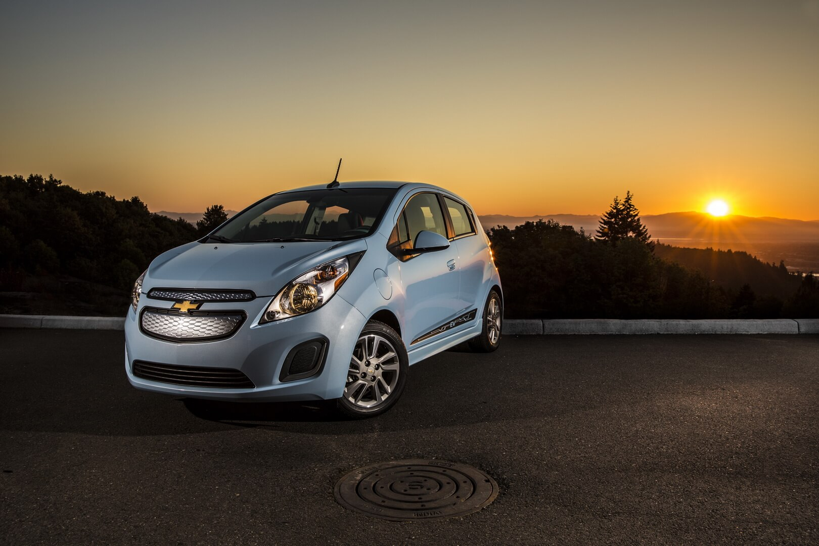 Фотография экоавто Chevrolet Spark EV - фото 22