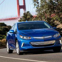 Фотография экоавто Chevrolet Volt 2016 - фото 2