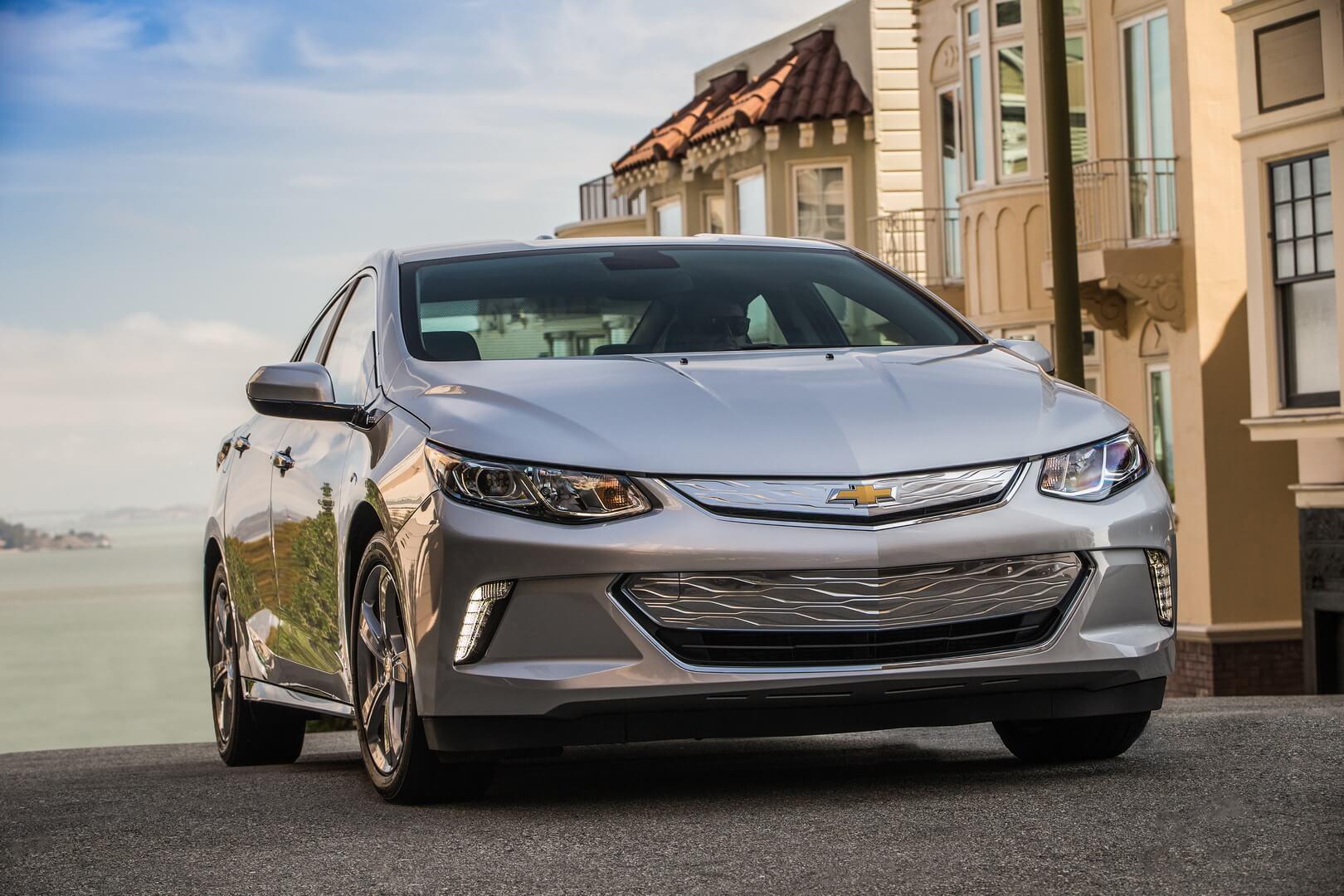 Фотография экоавто Chevrolet Volt 2016 - фото 21